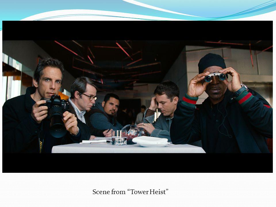 "Scene from ""Tower Heist"""