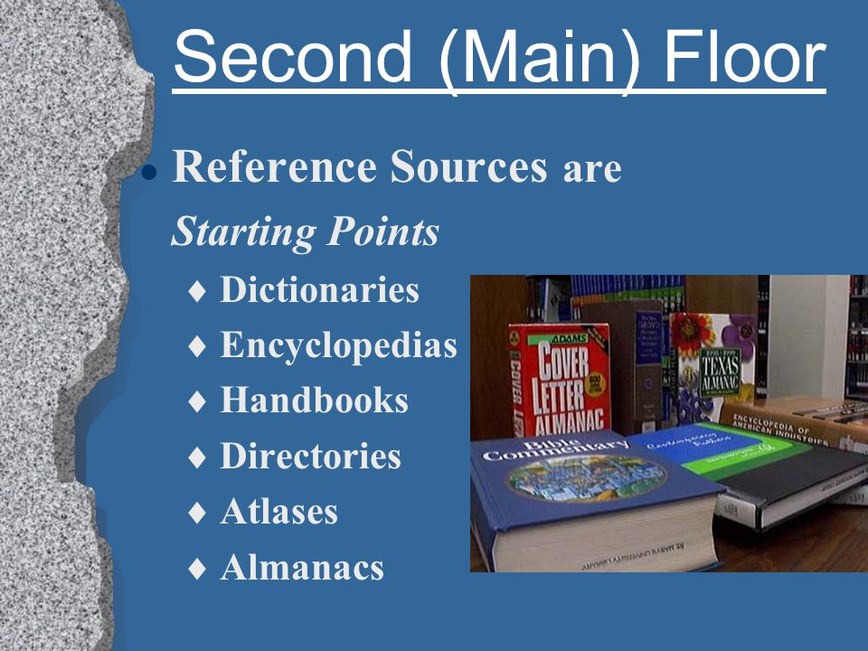 Reference Hours Monday - Thursday 8 a.m. - 5 p.m.; 6 p.m.