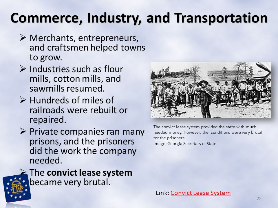  Merchants, entrepreneurs, and craftsmen helped towns to grow.
