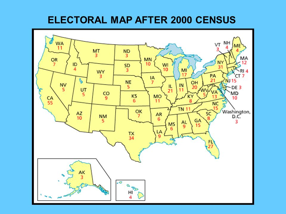 RESULTS OF 2000 ELECTION electoral college vote in December doesn't match popular vote in November