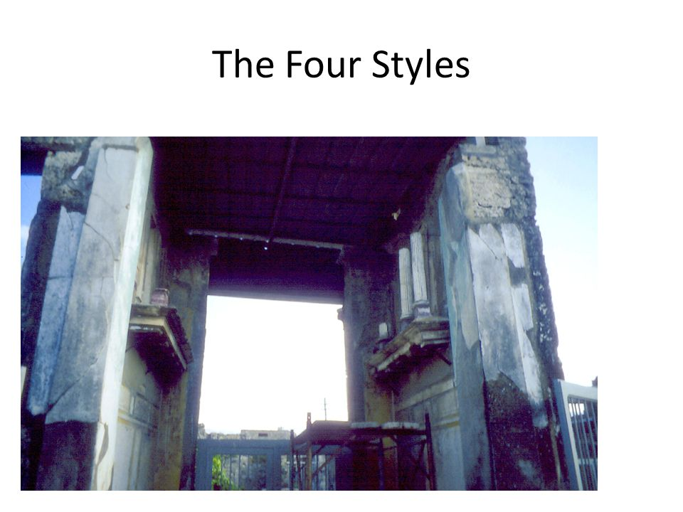 The Four Styles