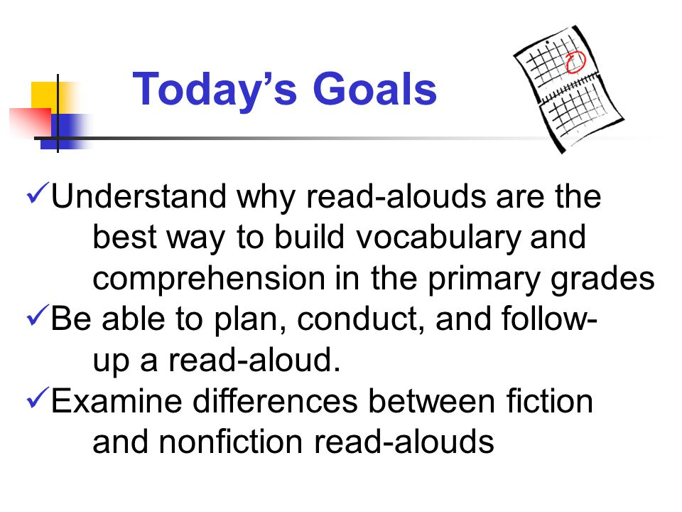 Why are read-alouds the best way to build vocabulary and comprehension?