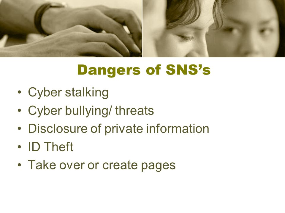 Dating Web Site Dangers After communicating for a period of time, the individual indicates they have a friend in another country that needs assistance and convinces the subject to send money to the person in the other country.