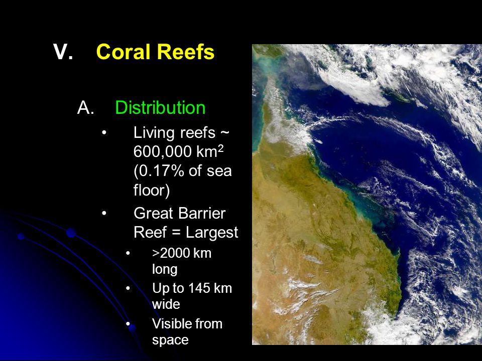 V. V.Coral Reefs A.