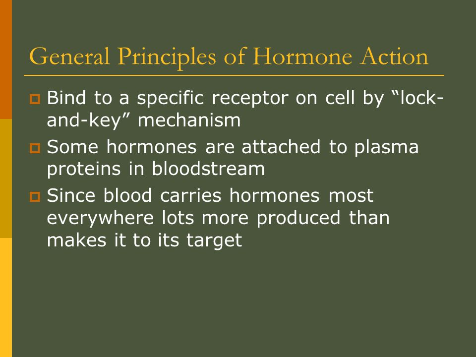 Growth Hormone (GH)  Promotes protein anabolism thus promotes growth of bones, muscles  Promotes lipid mobilization & catabolism  Indirectly inhibits glucose metabolism  Indirectly increases blood glucose levels