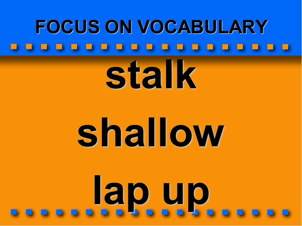 THINK ALOUD – Multisyllabic Word Strategy magnet THE FIRST SYLLABLE IS ALSO A CLOSED SYLLABLE.
