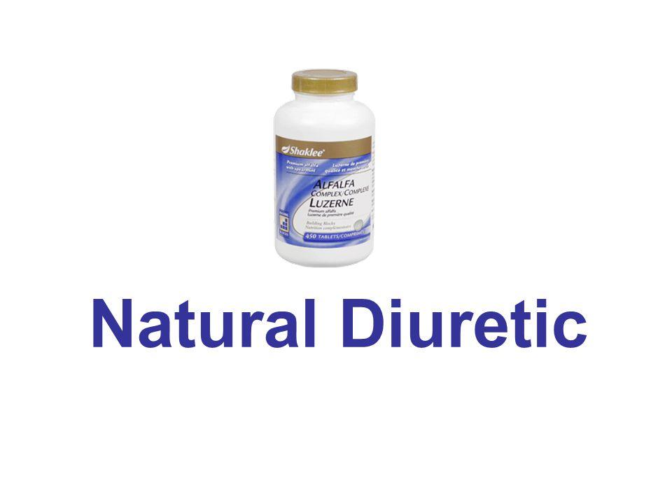 Natural Diuretic