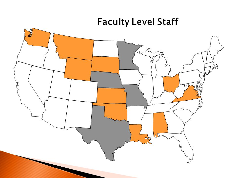 Faculty Level Staff