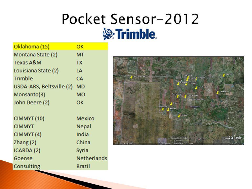 Pocket Sensor-2012