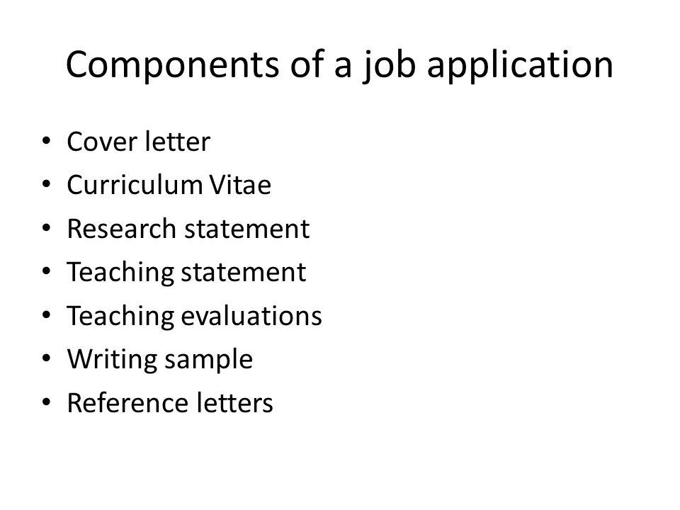 Free blog: – http://theprofessorisin.com/pearlsofwisdom/ http://theprofessorisin.com/pearlsofwisdom/ Cover letter – http://theprofessorisin.com/2013/05/17/why- your-job-cover-letter-sucks/ http://theprofessorisin.com/2013/05/17/why- your-job-cover-letter-sucks/ CV – http://theprofessorisin.com/2012/01/12/dr- karens-rules-of-the-academic-cv/ http://theprofessorisin.com/2012/01/12/dr- karens-rules-of-the-academic-cv/