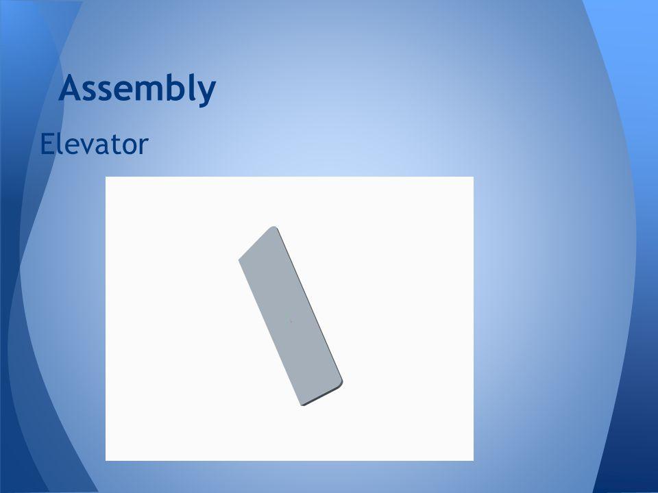 Elevator Assembly