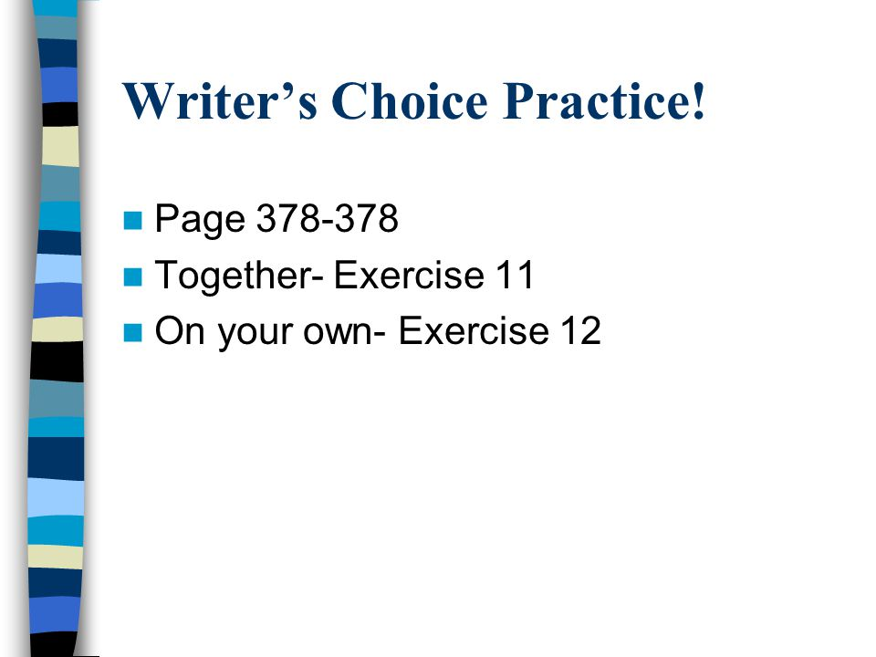 You try it.Look through your PCR book. Find as many examples of past participles as you can.