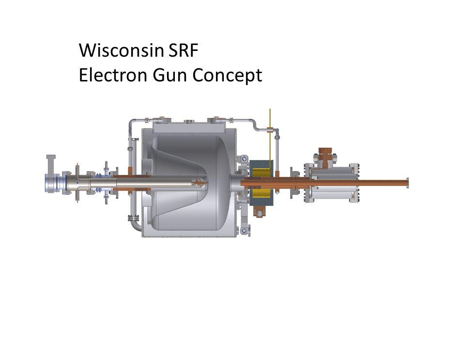 Wisconsin SRF Electron Gun Concept