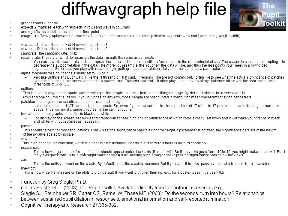diffwavgraph help file graphs cond1 v.