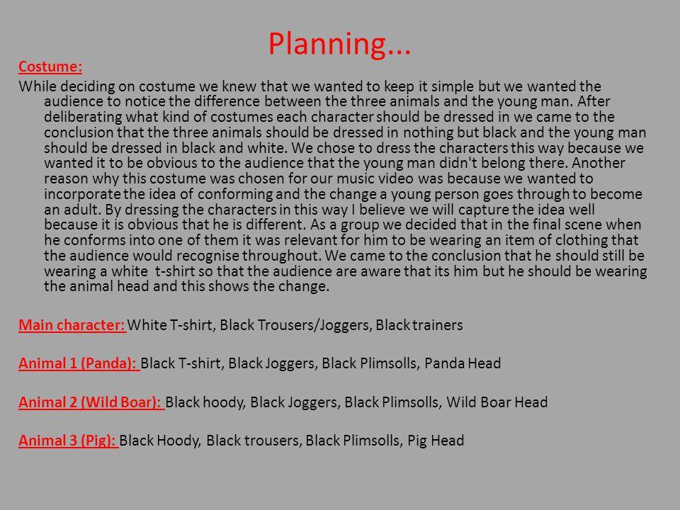 Planning...