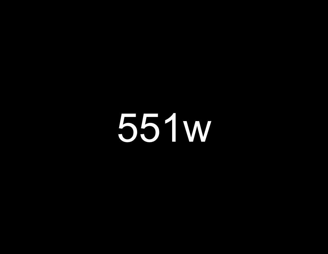 551w 64