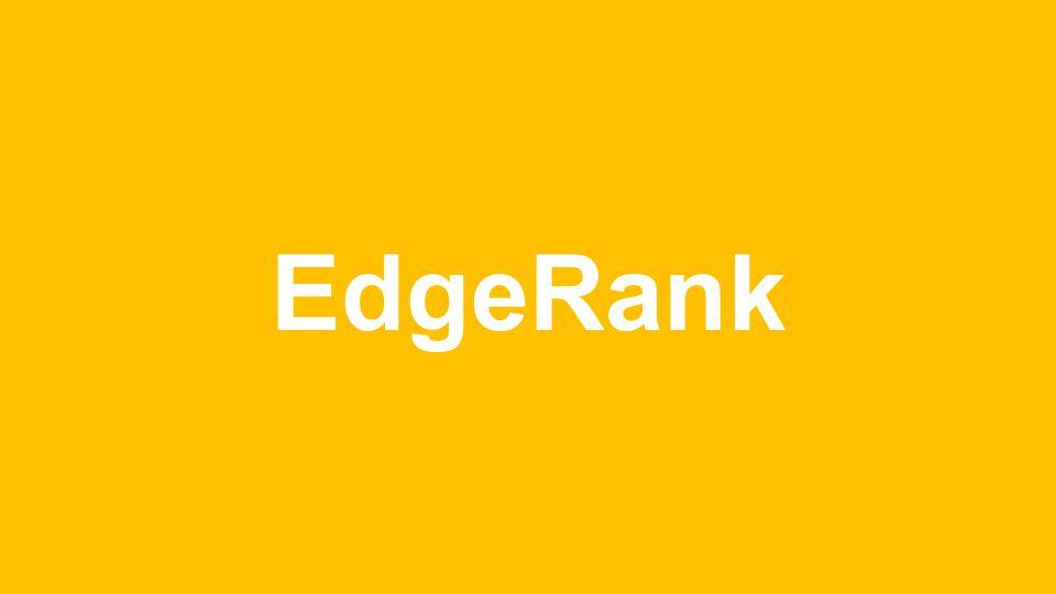 FLEX EdgeRank