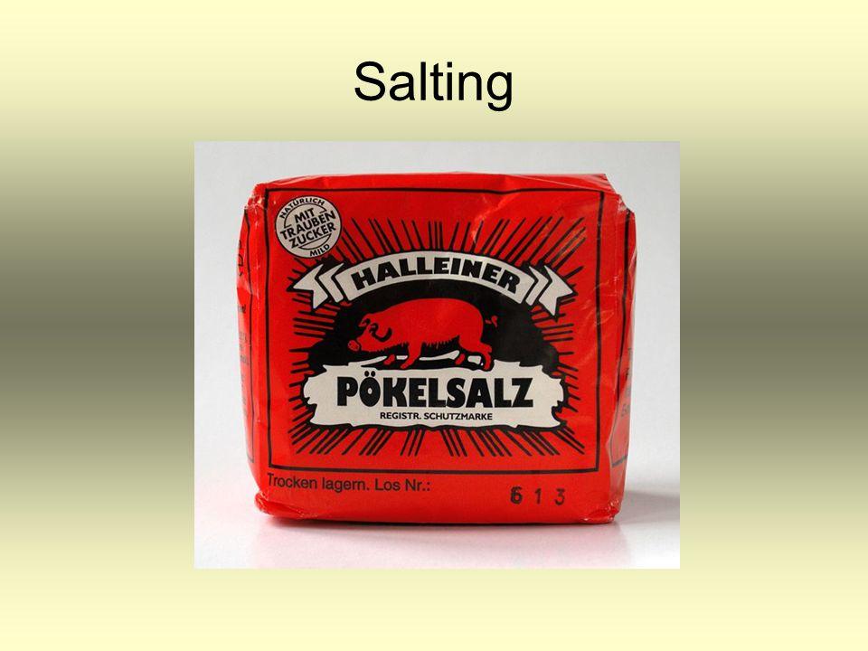 Salting