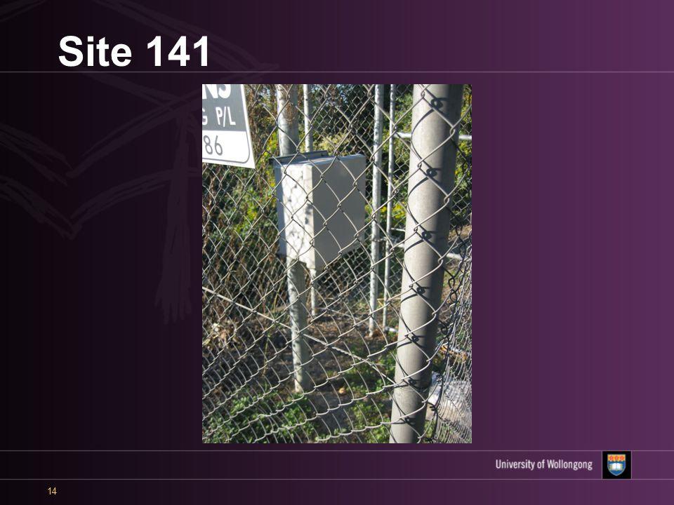 14 Site 141