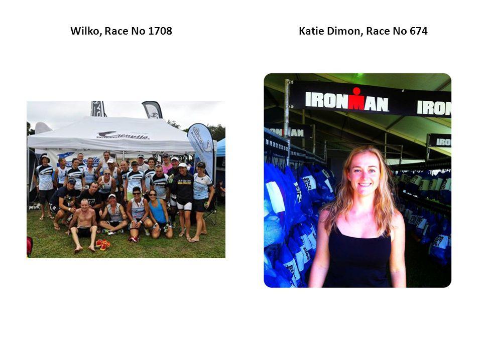 Wilko, Race No 1708Katie Dimon, Race No 674