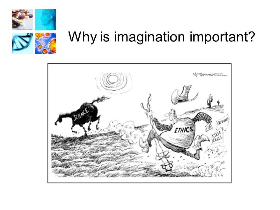 Why is imagination important