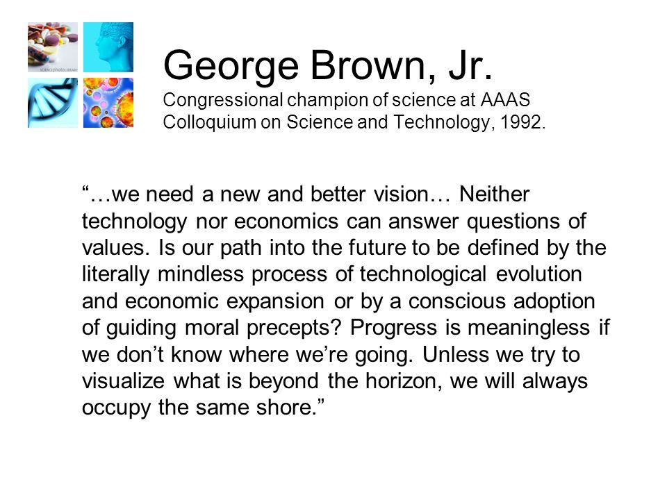 George Brown, Jr.