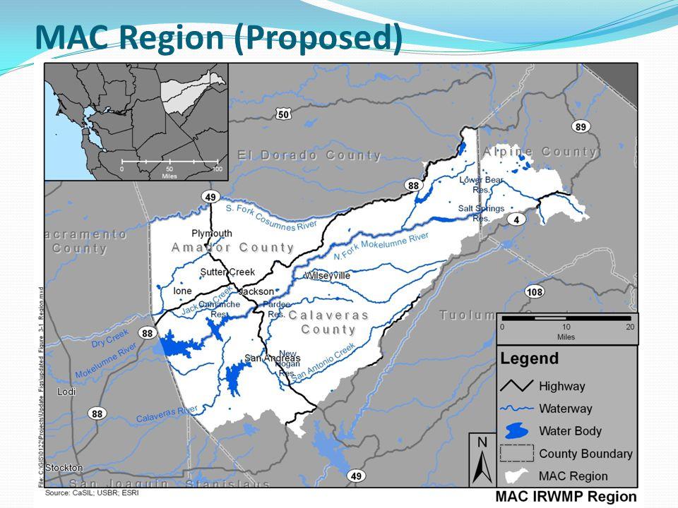 MAC Region (Proposed)