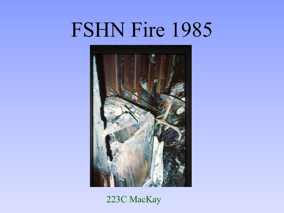 FSHN Fire 1985 223C MacKay
