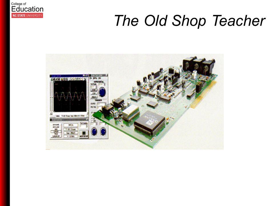 The Old Shop Teacher