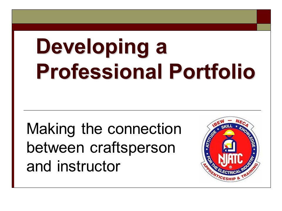 Purpose of this Presentation  This is an abbreviated version of the presentation that you will see this summer at NTI.