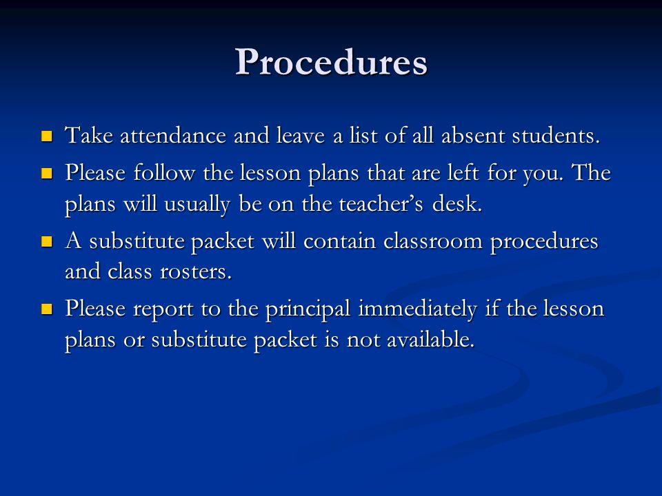 Arab Primary School (K-2) Emergency Procedures Emergency procedures are posted in classrooms next to the door.