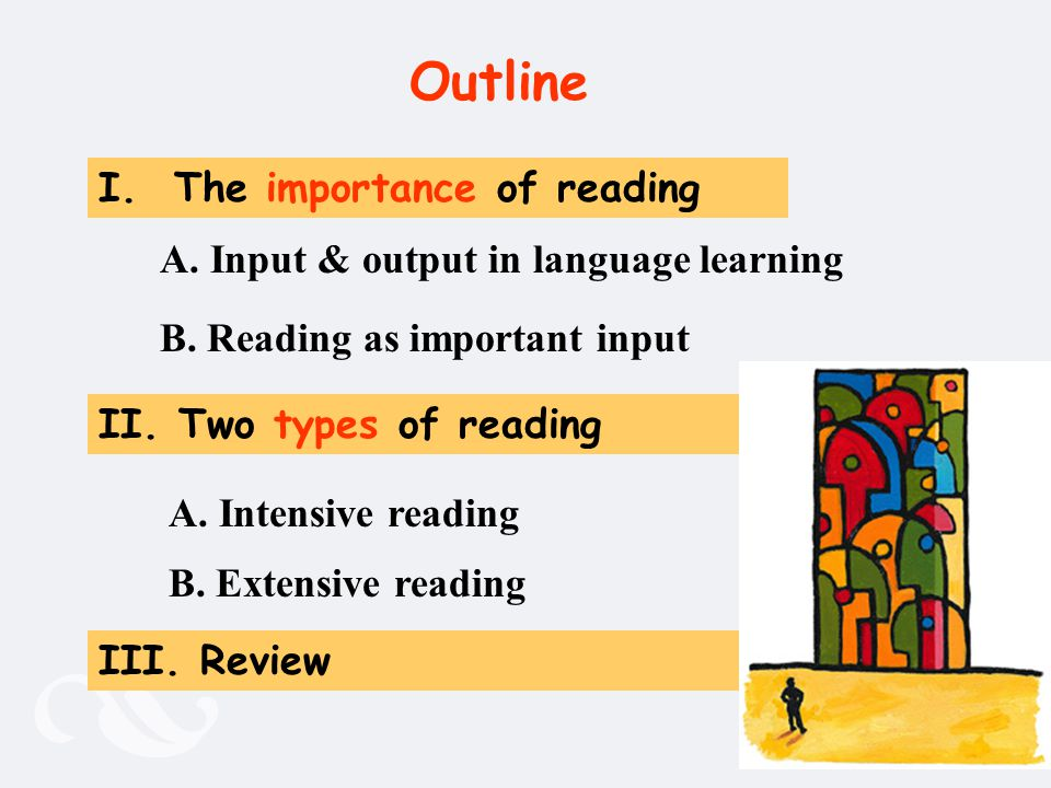 23 5. Difficulties in comprehension A. Intensive reading Where does the difficulty lie?
