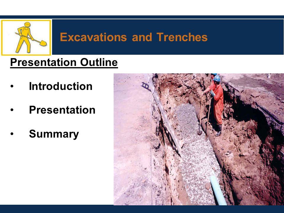 Presentation Outline Introduction Presentation Summary