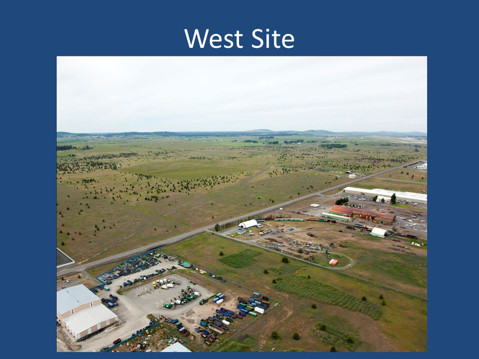 West Site