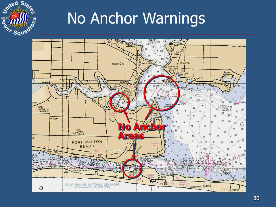 ® 30 No Anchor Warnings No Anchor Areas No Anchor Areas