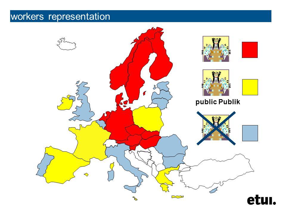 workers representation public Publik