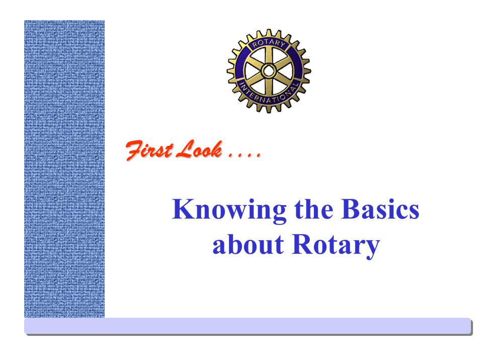 Definition of Rotary Rotary is an organization of business and professional leaders united worldwide, who provide humanitarian service, encourage high ethical standards in all vocations, and help build goodwill and peace in the world.