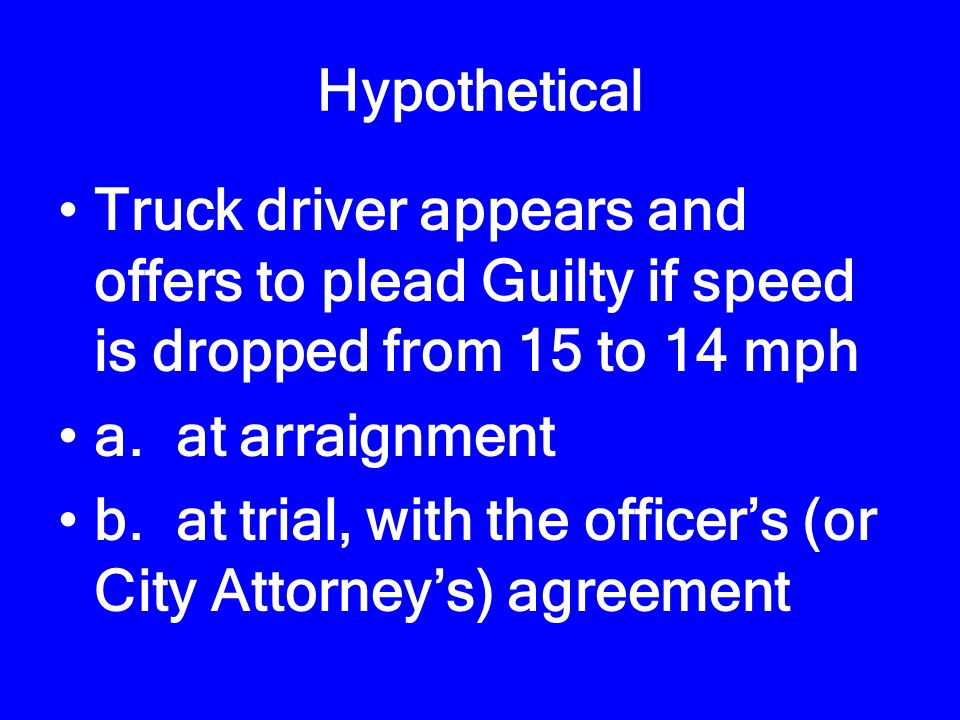 No Conviction Masking [49 CFR § 384.226] A state must not mask, defer imposition of a judgment, or allow an individual to enter into a diversion program that would prevent a conviction in any type of vehicle (except a parking violation) from appearing on the CDL driver's record.