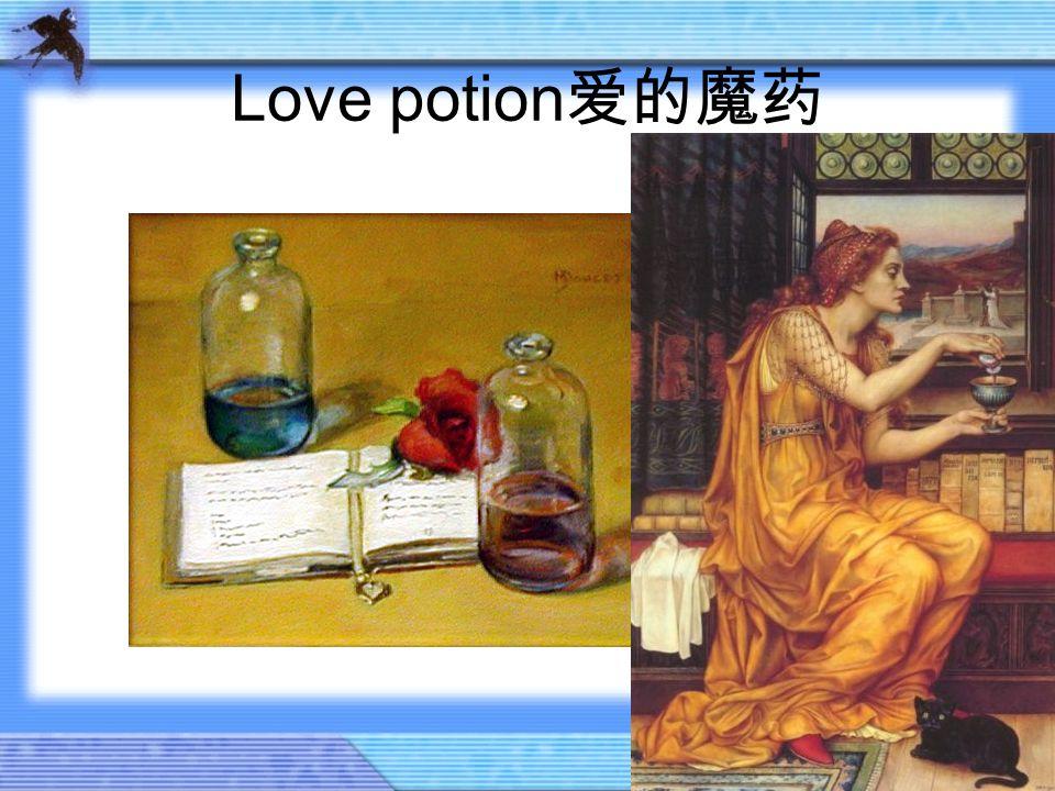 中国地质大学长城学院 Love potion 爱的魔药
