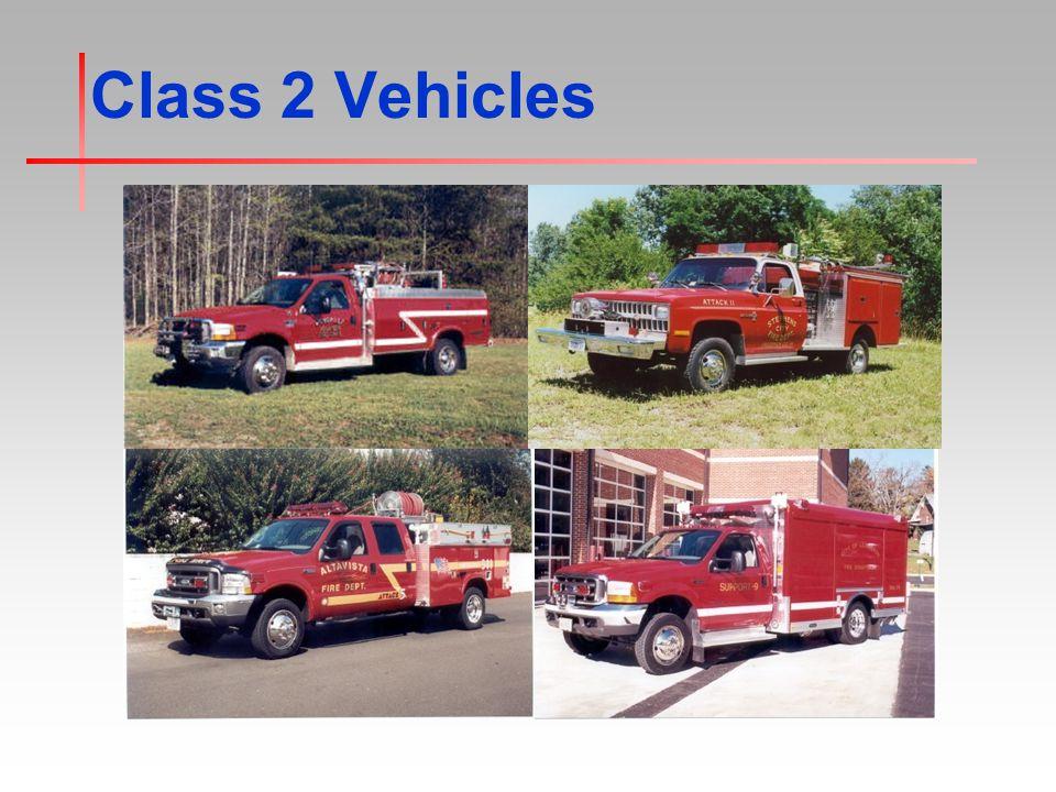 Class 2 Vehicles