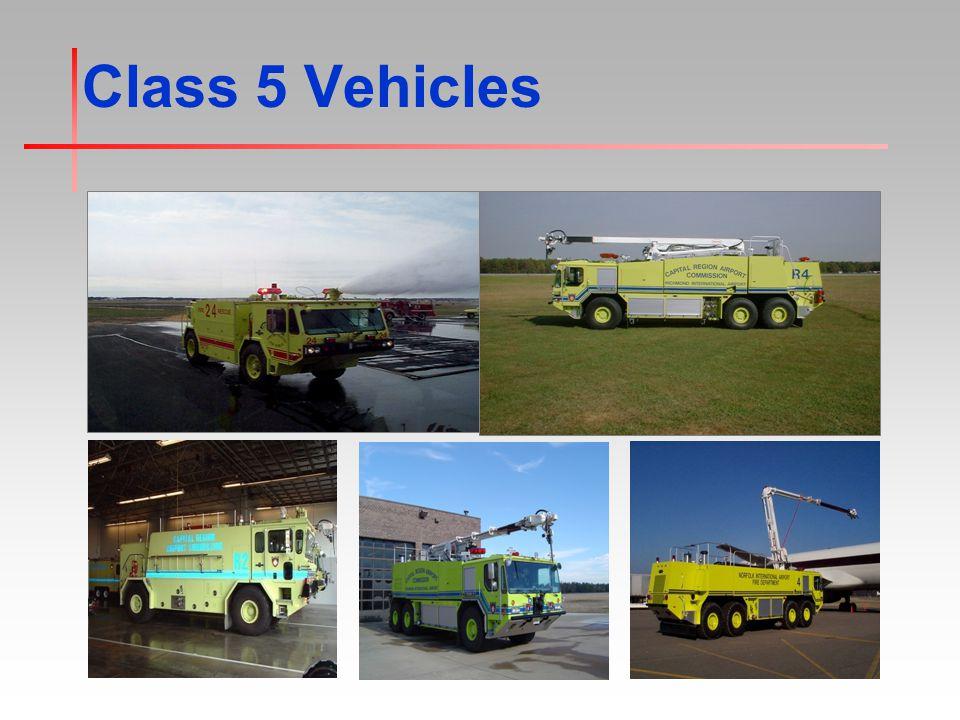 Class 5 Vehicles