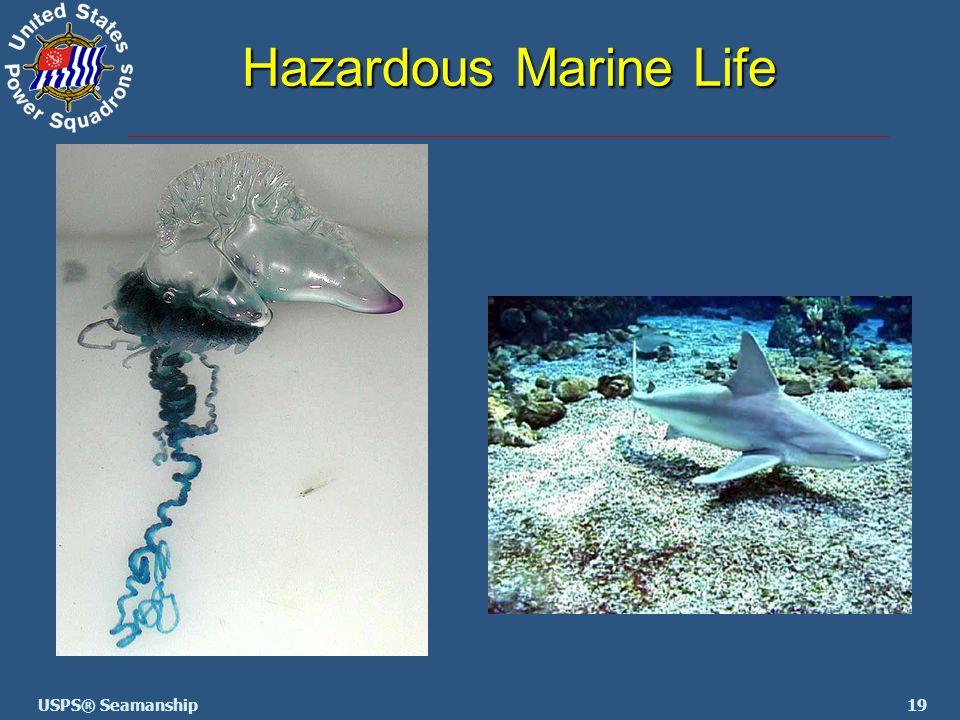 19USPS® Seamanship Hazardous Marine Life