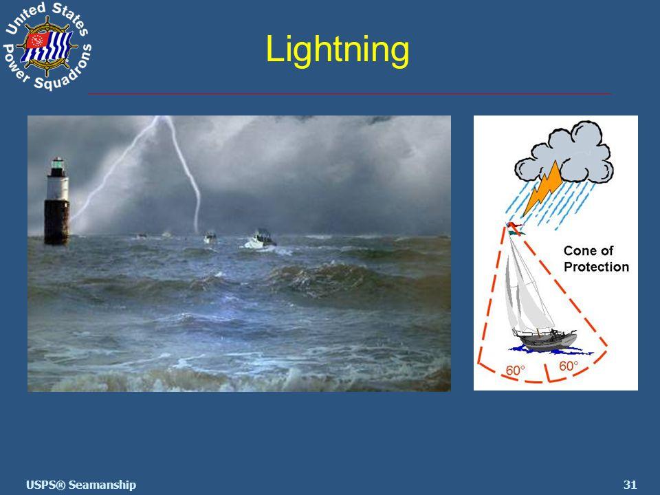 31USPS® Seamanship Lightning