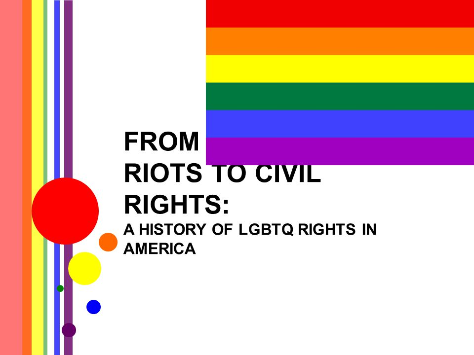 GUIDED PRACTICE: COMPARE AND CONTRAST DISCUSSION How are the Stonewall Riots similar to or different from other struggles for civil rights.