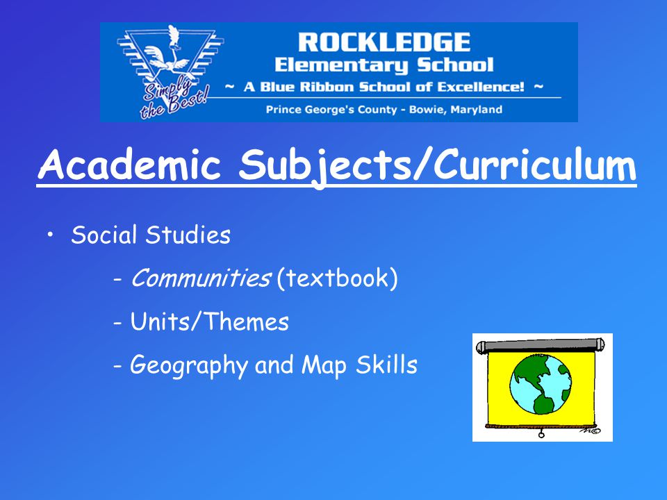 Academic Subjects/Curriculum Social Studies - Communities (textbook) - Units/Themes - Geography and Map Skills