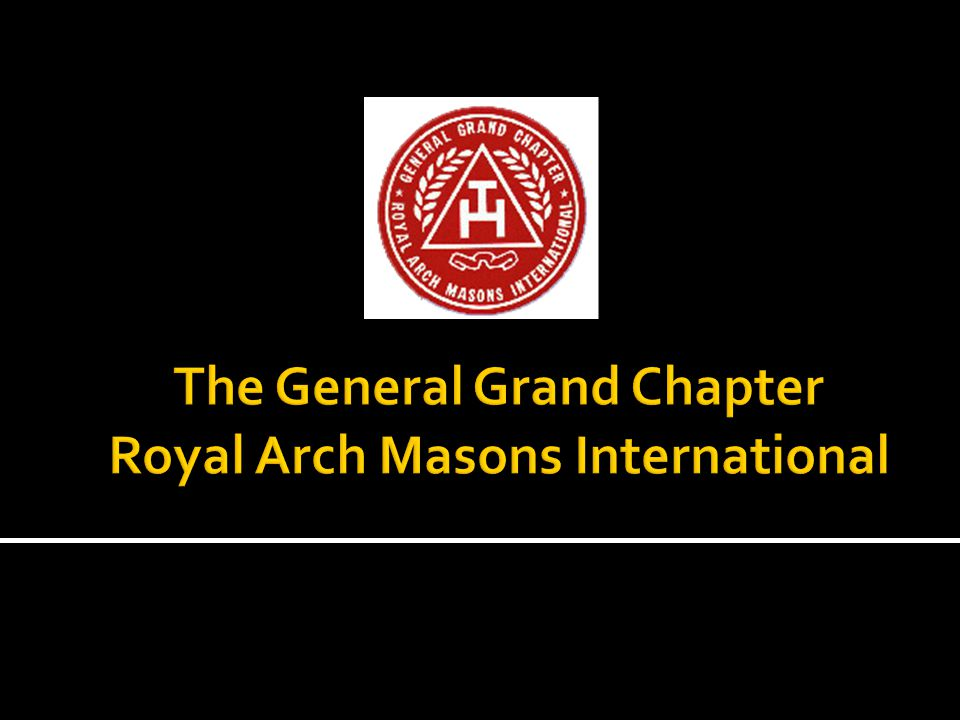 Royal Arch Mason Magazine The Vision for the Future