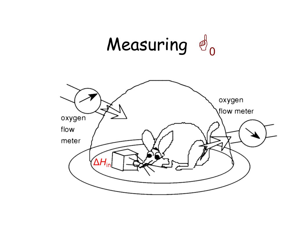Measuring G 0 ΔH in