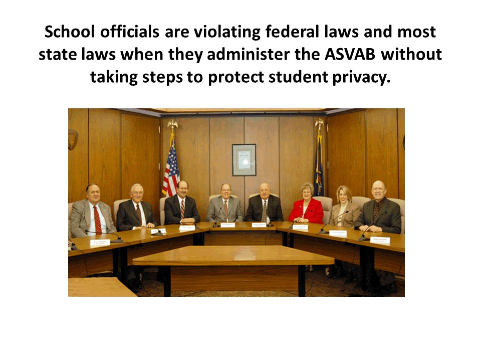 Family Educational Rights and Privacy Act (FERPA) The Family Educational Rights and Privacy Act (FERPA) is a Federal law that protects the privacy of student education records.