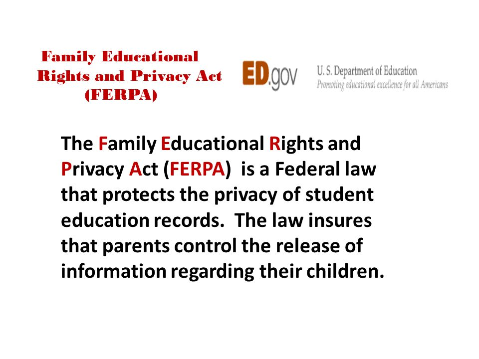 Schools violate FERPA when they give the ASVAB without protecting student privacy.