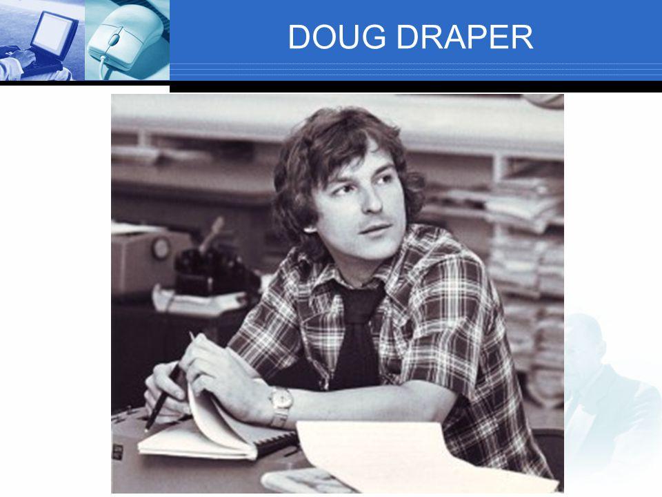 DOUG DRAPER